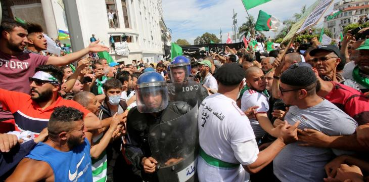 Algerian Figures Call for Agreement That Meets Protesters' Aspirations