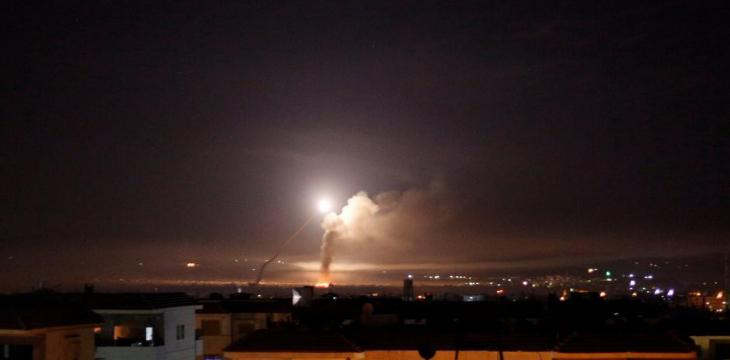 Syria: Israel Raids on Iranian Base Near Damascus