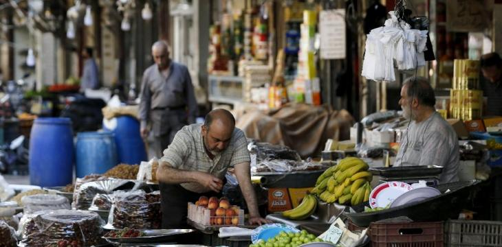 Frugal Fare for Ramadan in Damascus as War Saps Spending