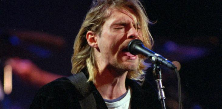 Paper Plate Used by Kurt Cobain Sells for $22,000 at Auction