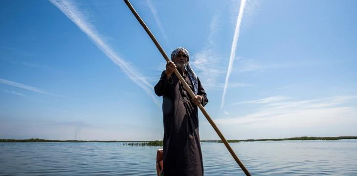 Iraqis Turn to Budding Ecotourism to Save Marshes