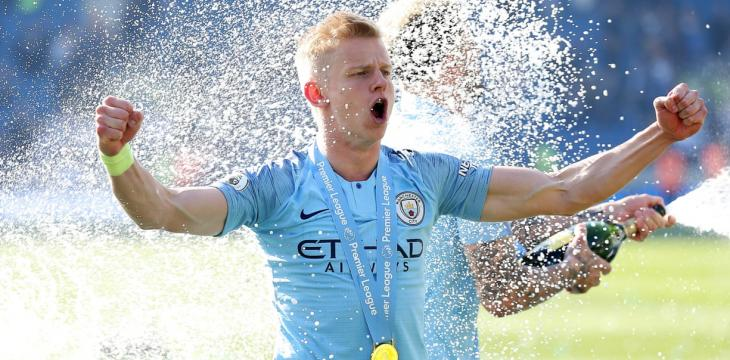 Patience Pays Off for Manchester City's 'Good Guy' Oleksandr Zinchenko