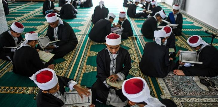 Mass Quran Reading in Malaysia to Mark Sacred Date
