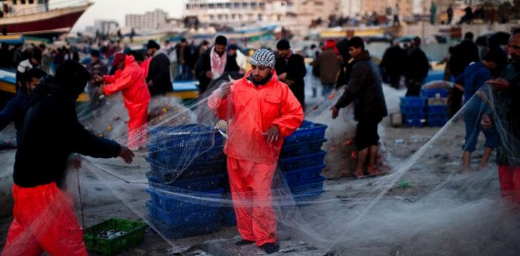Israel Punishes Gazans After Fire Balloons, Cuts Fishing Limit