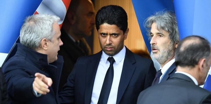 PSG's Qatari President Probed for Corruption
