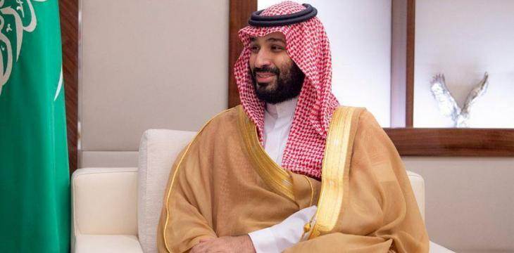 Saudi Crown Prince Meets a Group of Saudi Intellectuals