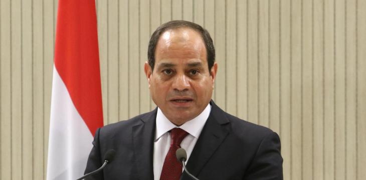 Sisi Receives Sudan Military Council Chief in Egypt
