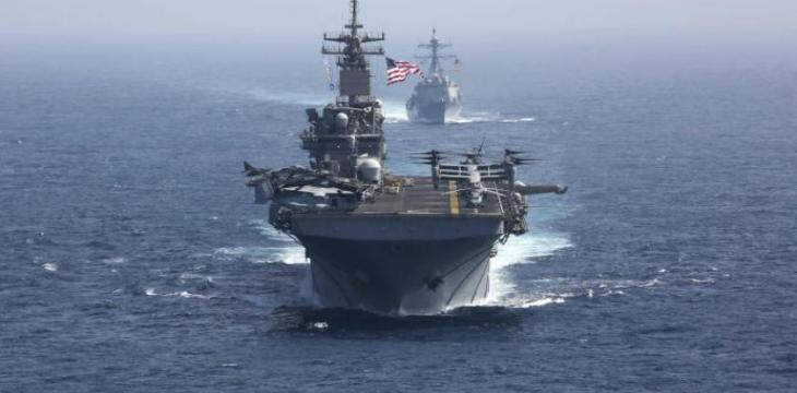 Iran Threatens to Target US Warships With 'Secret Weapons'