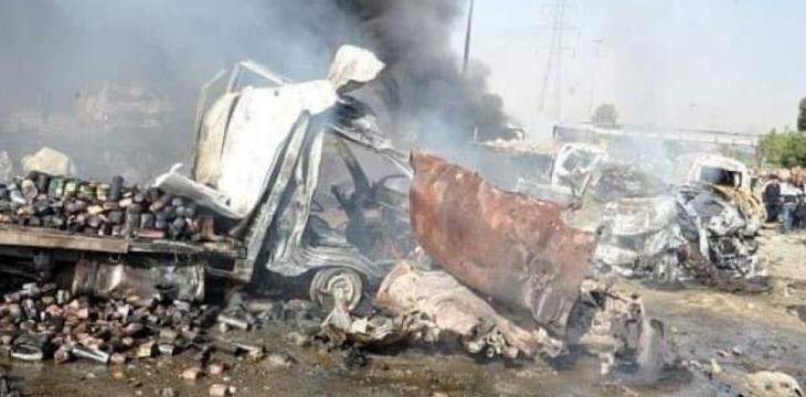 Car Bomb in Northwestern Iraq Leaves 13 Casualties