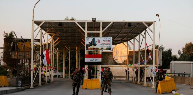 US Suspects 2 Iran Proxies in Baghdad Embassy Attack