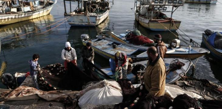 Israel Eases Fishing Restrictions in Gaza