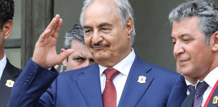 Haftar Vows to Continue Tripoli Operation until Militias Disarm