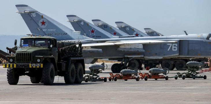 Europe Warns US of New 'Russian Deception' in Syria