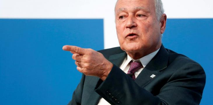 Arab League Chief Tells Iranians to 'Be Careful'