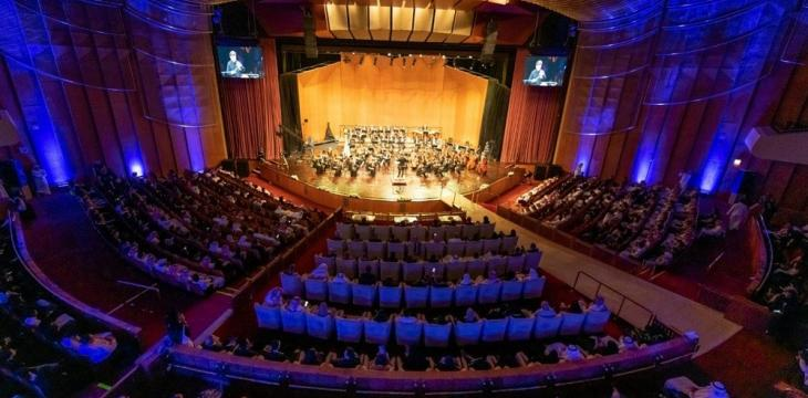 La Scala Opera Presents Show in Riyadh