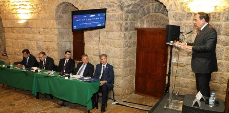 Lebanese Energy, Geopolitics Forum Discusses Middle East Gas, Egypt's Regional Role