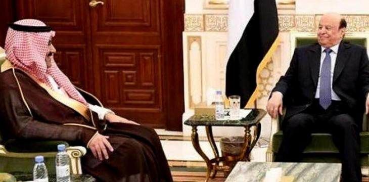 Hadi Confirms Yemen's Adherence to Three Terms of References