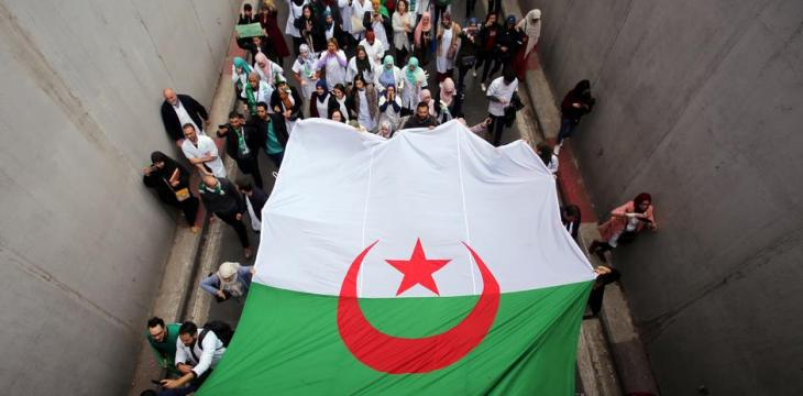 Algeria Army Chief: Some Parties Seeking Constitutional Void