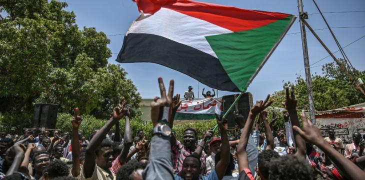 Exclusive – Sudan's NUP Agreed to Cede Equal Power Distribution with Military Day before Protest Crackdown