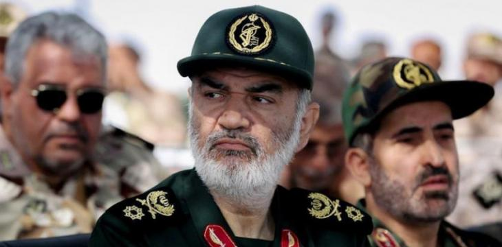IRGC Threatens to Target Carriers with Ballistic Missiles