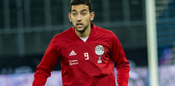 Ahmed 'Kouka' Hassan: Salah is a Brother. He is a Role Model for Me and All Egyptians