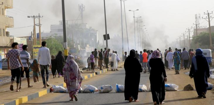 Sudan Military Rejects Ethiopian Proposal as Security Violently Disperses Protests