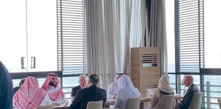 Jeddah Beachfront Restaurant Hosts Crown Prince, Pompeo Meeting