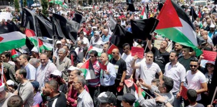 Palestinian Presidency: Arab Initiative Red Line … Peace Not Achieved at Any Cost