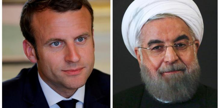 Rouhani to Macron: Iran 'Never Seeks War' with US