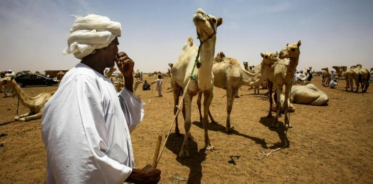 Sudan's Desert Nomads Untouched by Bashir's Downfall
