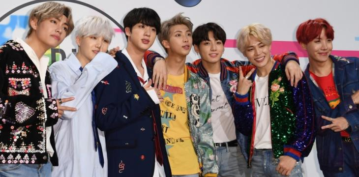 K-pop Superstars BTS to Hold Concert in Saudi Arabia