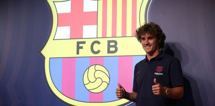 Antoine Griezmann's Move to Barcelona was a Year in the Making