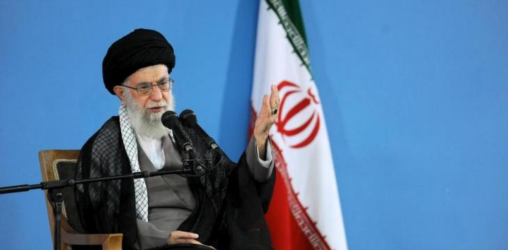Khamenei: Iran to Respond to Britain's Piracy of Oil Tanker
