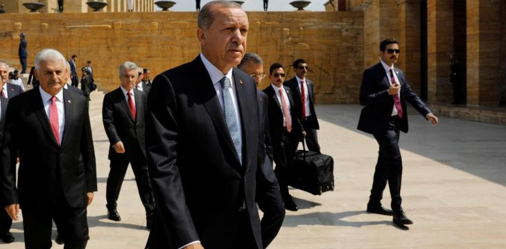 Erdogan Hails Delivery of S-400 System to Turkey