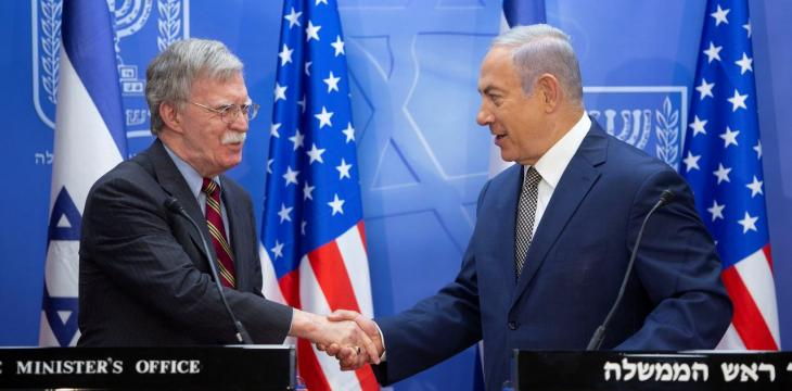 US, Israel Want Iran to Withdraw from Syria, Lebanon and Iraq