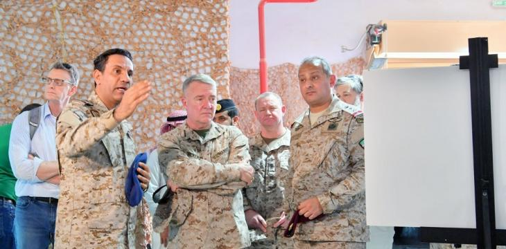 US Centcom Chief: Evidence Points to Iran Links to Attacks on Saudi Arabia