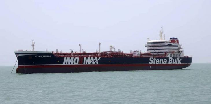 Bahrain Slams Iran for Detention of British Oil Tanker in Strait of Hormuz