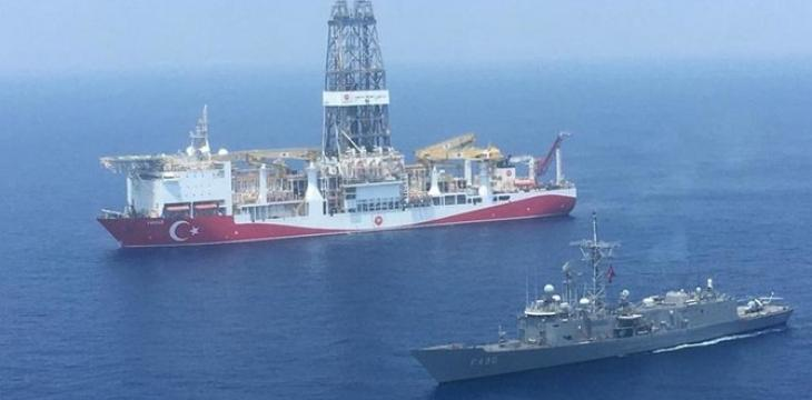 Turkey Steps Up Drilling Activities Around Cyprus