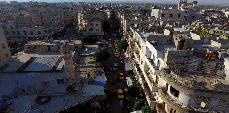 Syria: Fierce Shelling on 81st Day of Escalation