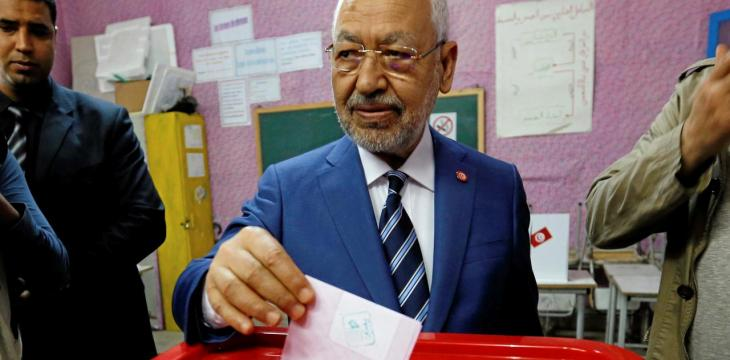 Ennahda Party Leader to Run in Tunisia Parliamentary Elections