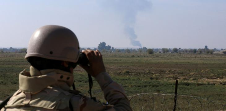 Iraq Launches Anti-ISIS Operation North of Baghdad