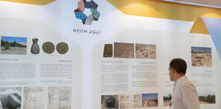 Ambassadors Accredited to Saudi Arabia Tour NEOM
