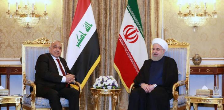 Iraq PM in Iran after Holding Telephone Call with British Defense Secretary