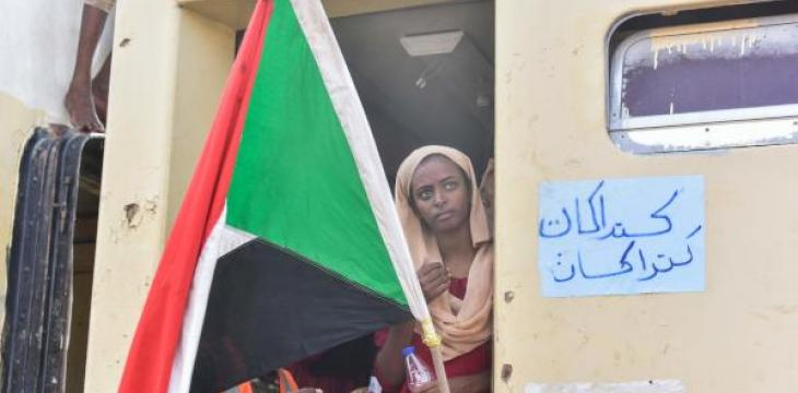 Sudan's Opposition, Ruling Military Council Sign Accord on Transitional Gov't