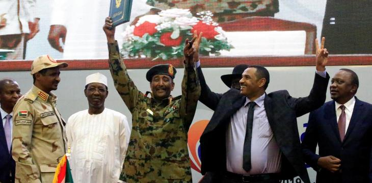Sudanese Military, Opposition Delay Announcement on Ruling Body