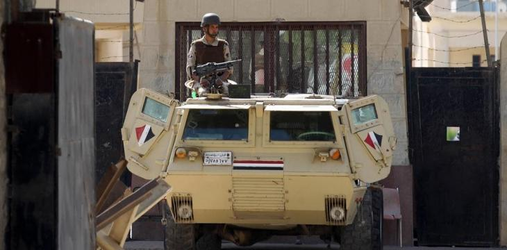 Egypt Security Forces Kill 11 Terrorists in Sinai
