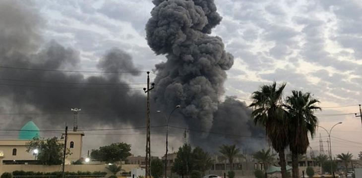 Iraq's PMF Blames US for Recent Weapons Depots Blasts