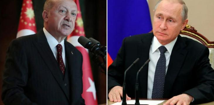 Putin, Erdogan Agree to 'Activate' Cooperation on Idlib