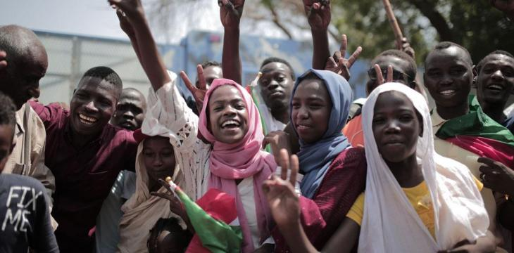 Sudan Women Fight Gender Imbalance in Transition