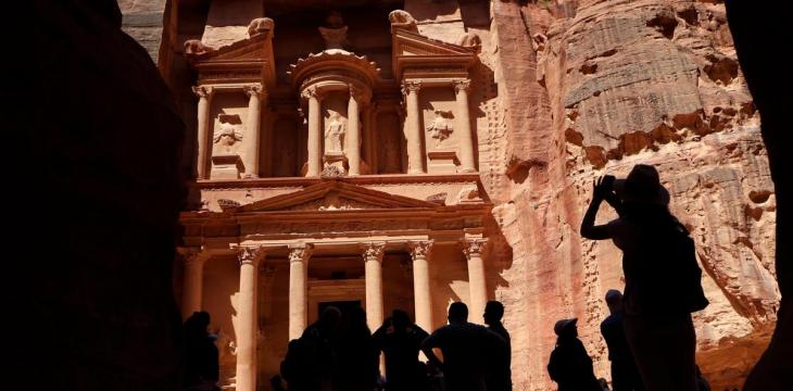 No Injuries as Gunmen Open Fire at Tour Bus near Jordan's Petra